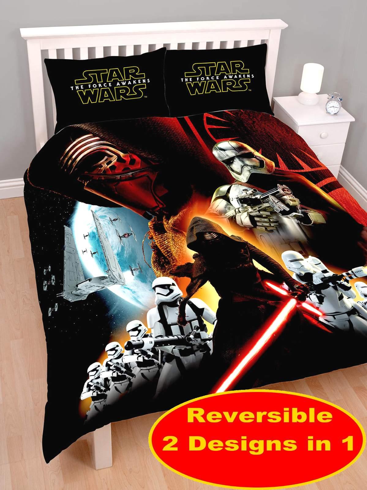 Lenzuola Matrimoniali Star Wars.Star Wars Accessories Gifts Choose 1 Or Grab A Few Bedding