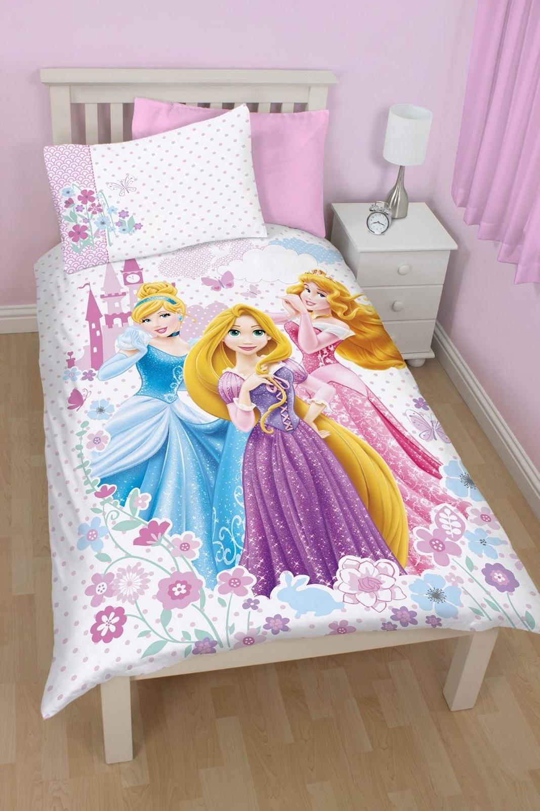 New Girls Single Duvet Quilt Cover Amp Pillowcase Bedding