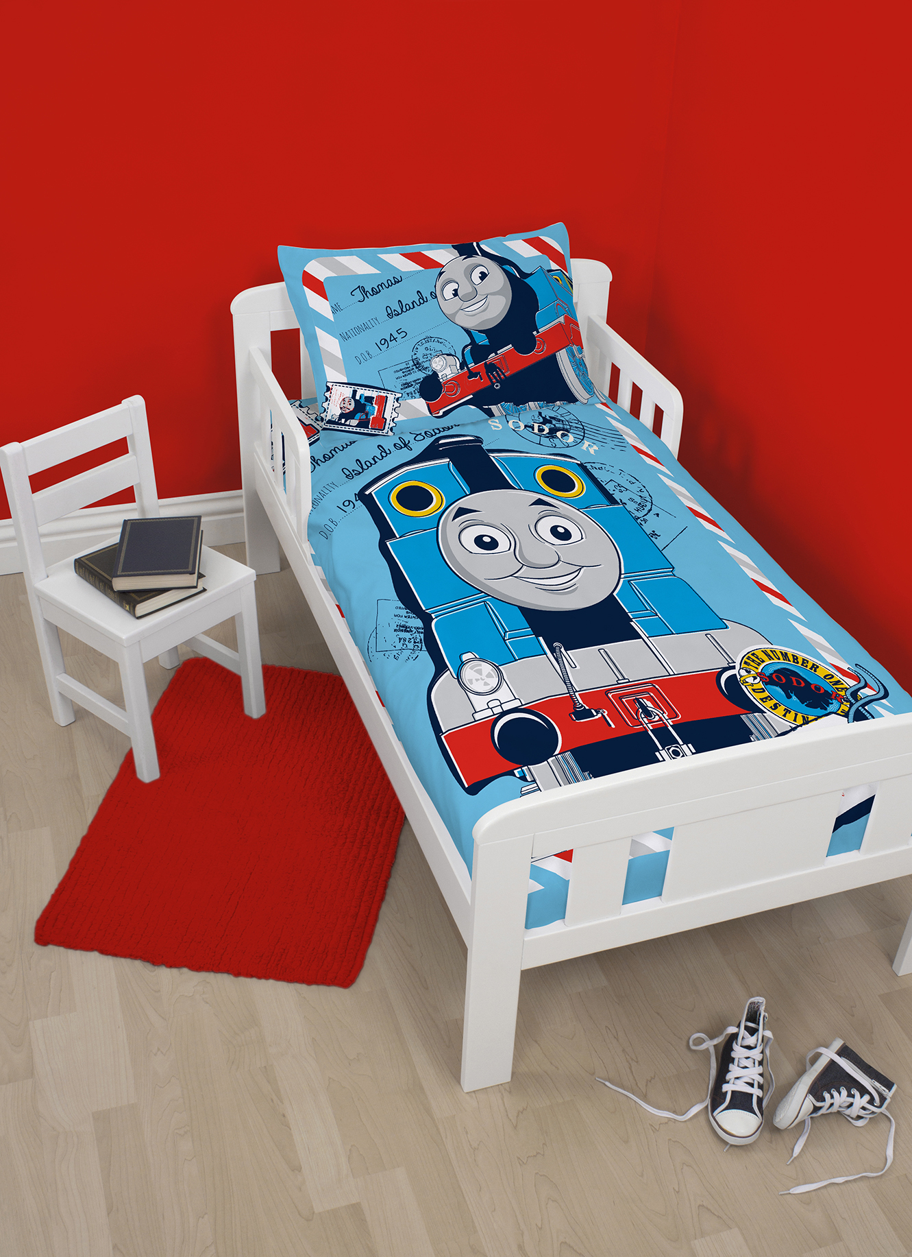 New Boys Amp Girls Junior Cot Bed Bedding Sets Toddler