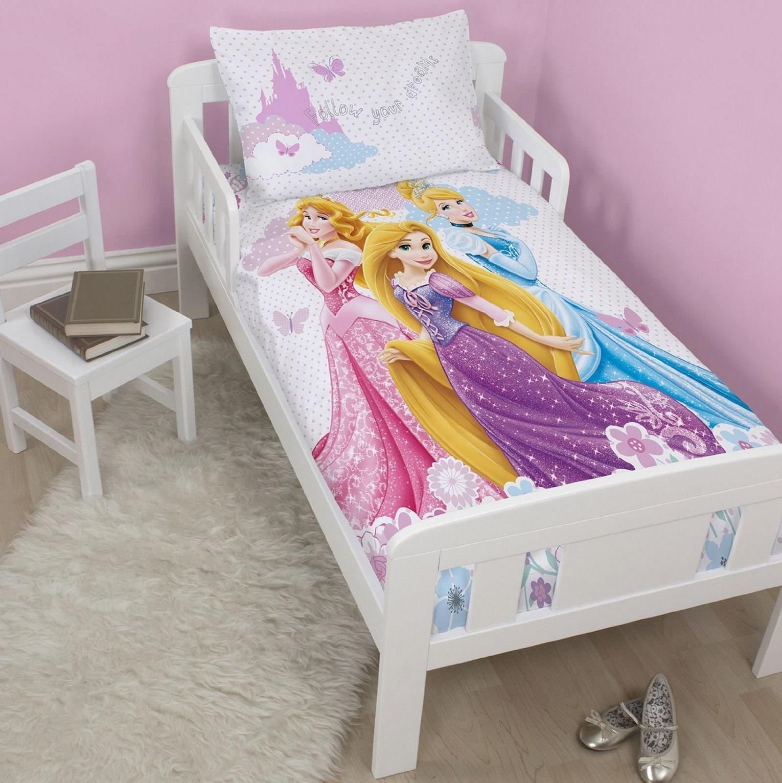 New Boys Amp Girls Junior Cot Bed Bedding Sets Toddler
