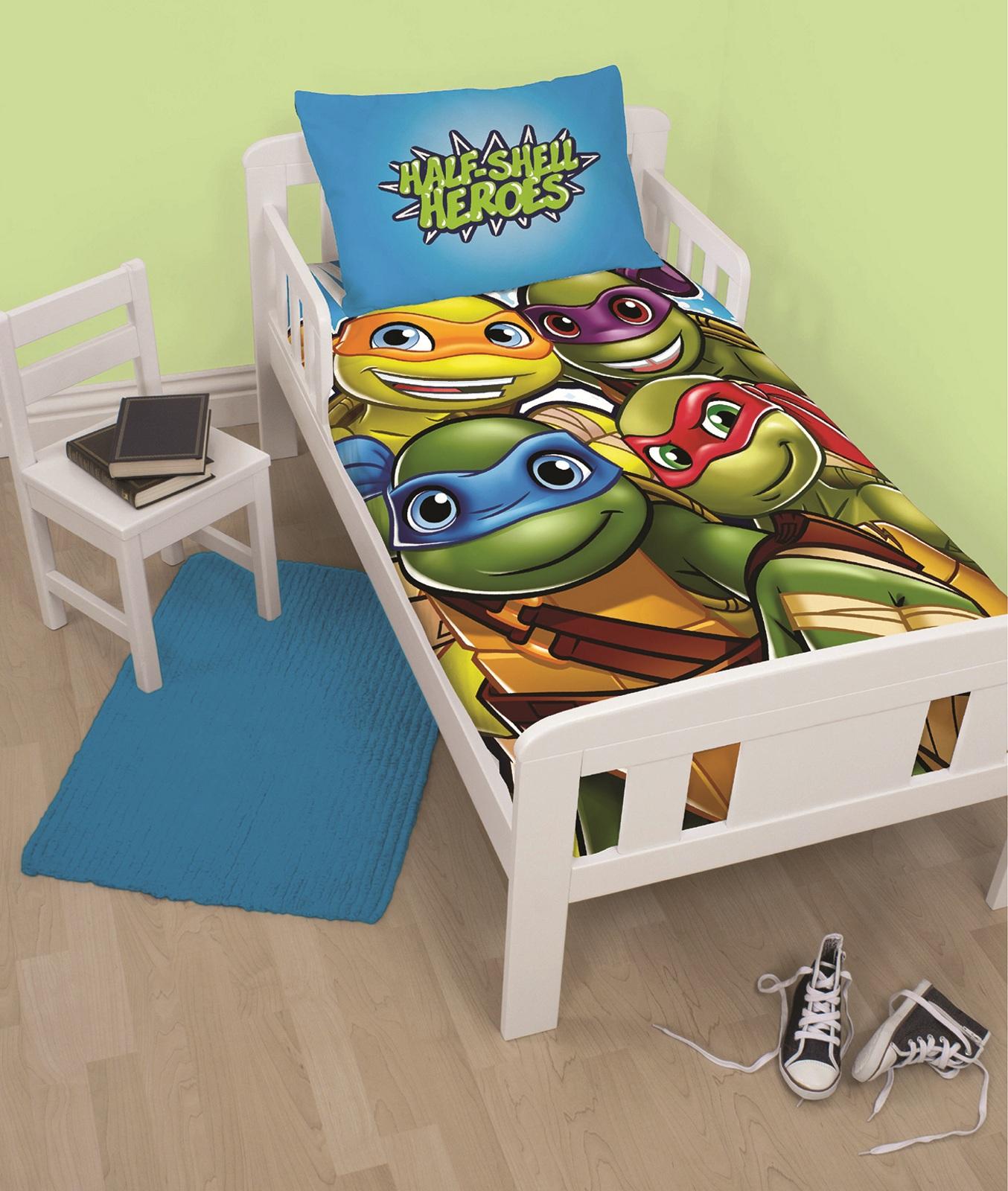 Teenage Mutant Ninja Turtles Half Shell Heroes Junior