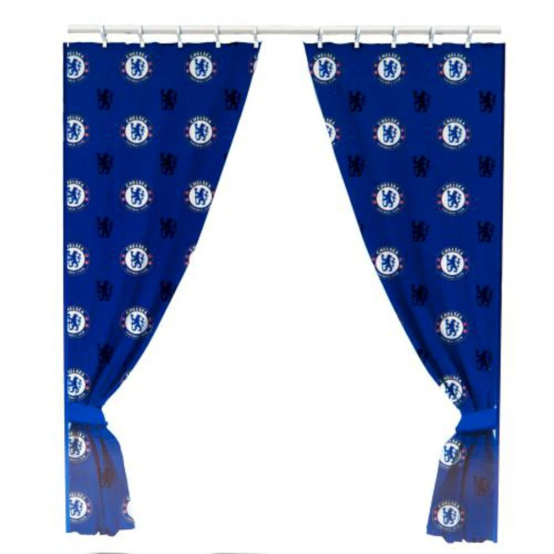 Official Chelsea Football Club Curtains Kids Boys Fans