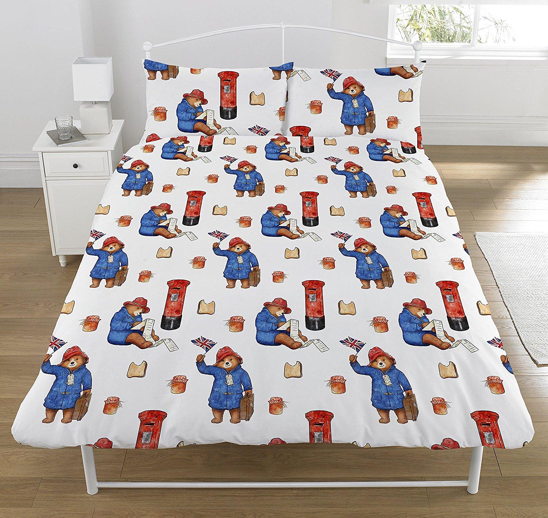Paddington Bear Bed Sheets