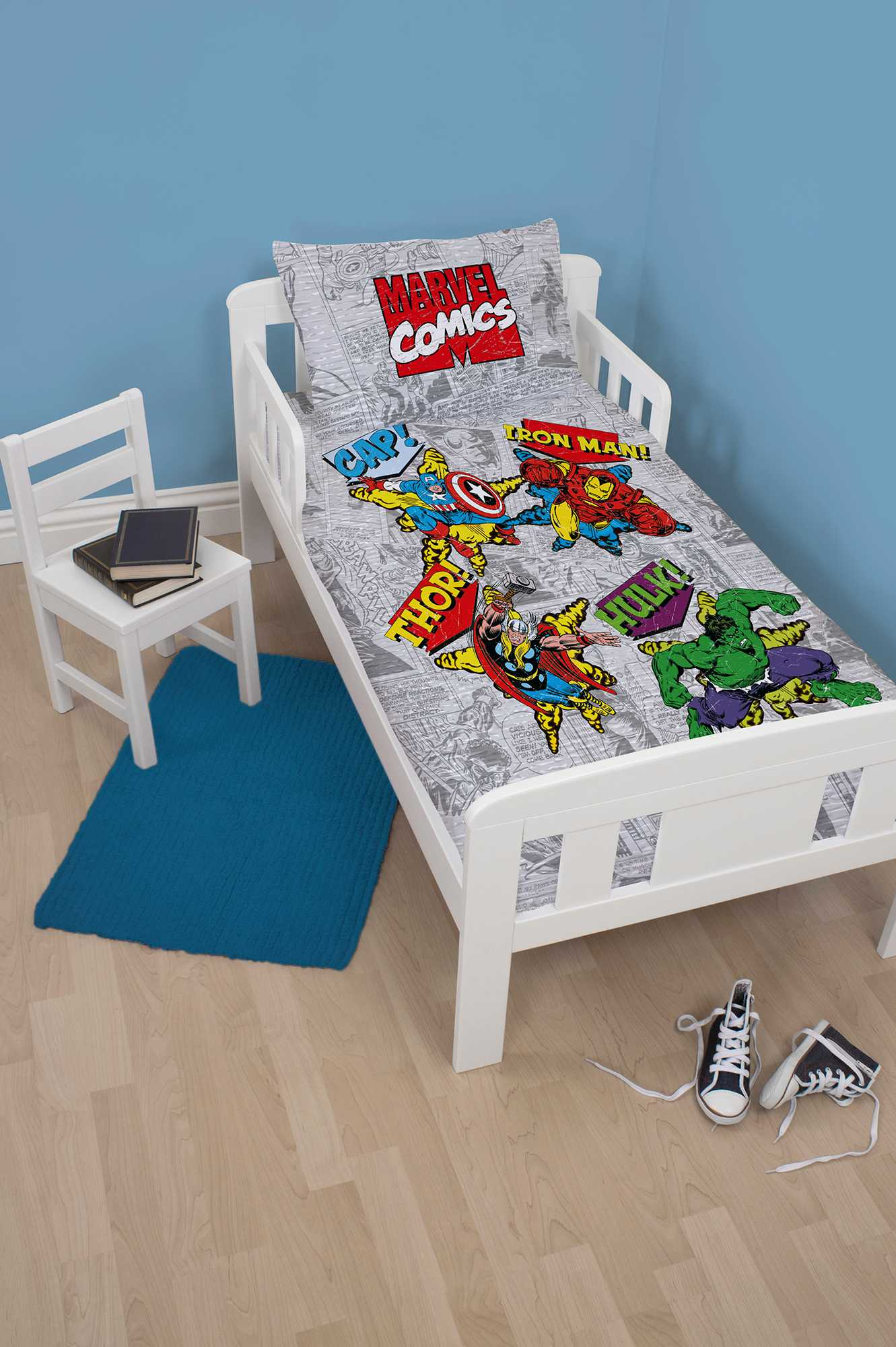 Disney Frozen Junior Toddler Cot Bed Size Duvet Cover Set