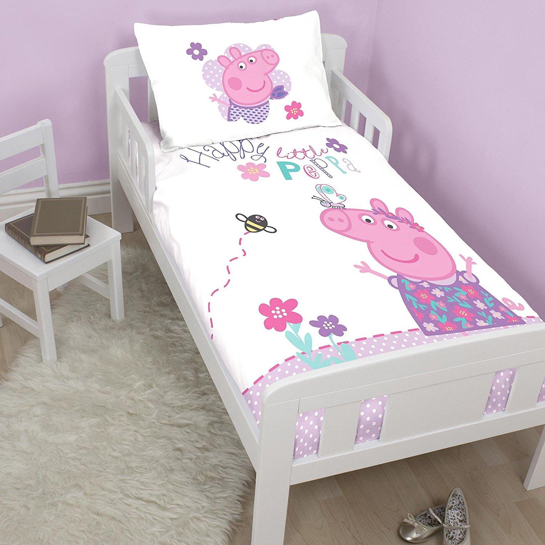 Peppa pig felice design bambine ragazze camera da letto accessori choose 1 ebay - Accessori camera da letto ...