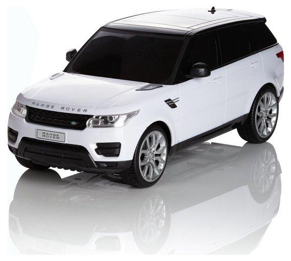 soldes prix nouveau officiel range rover enfants gar ons t l commande voiture ebay. Black Bedroom Furniture Sets. Home Design Ideas