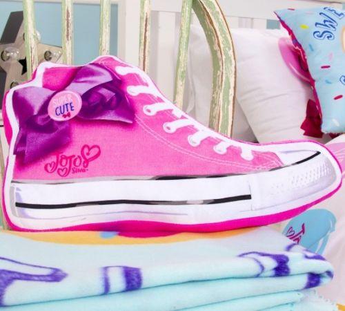 Travel About Cushion Sneakers Shaped Original Girls Siwa Title New Show Gift Kids Details Jojo WHYE9ID2