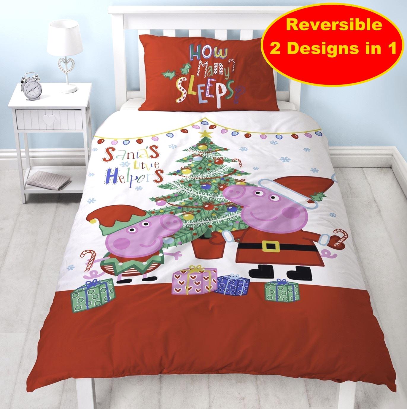 Mon petit poney Simple Panneau Housse De Couette Noël Ensemble de literie fille enfants cadeau
