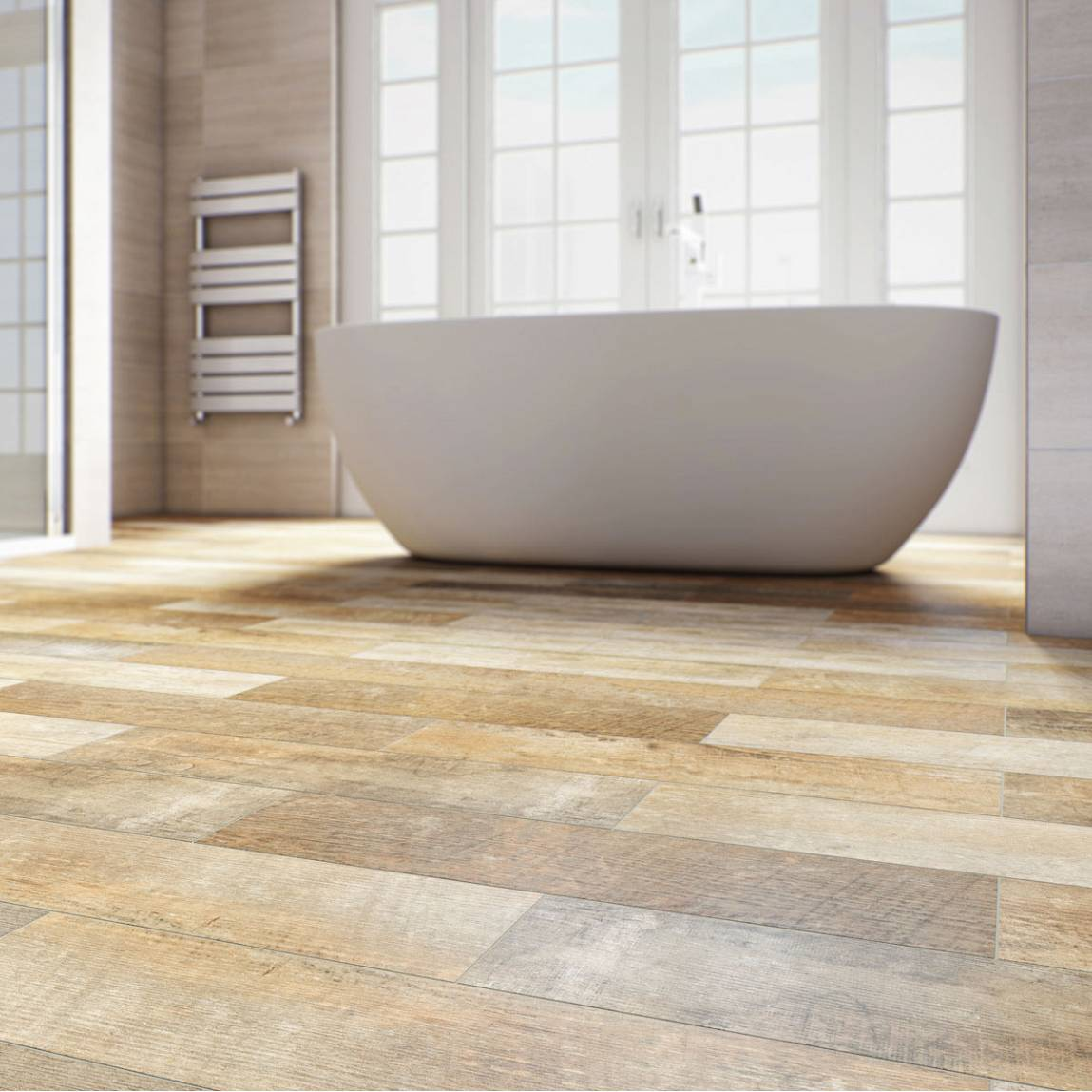Verdi Glazed Porcelain Floor & Wall Tile 15cm x 60cm | eBay
