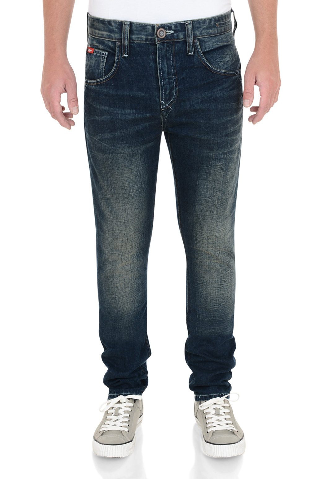 7d8aa7f1 Click on the Image to Enlarge. More Details. Lee Cooper Norris Slim Fit  men's Mid Wash jeans.