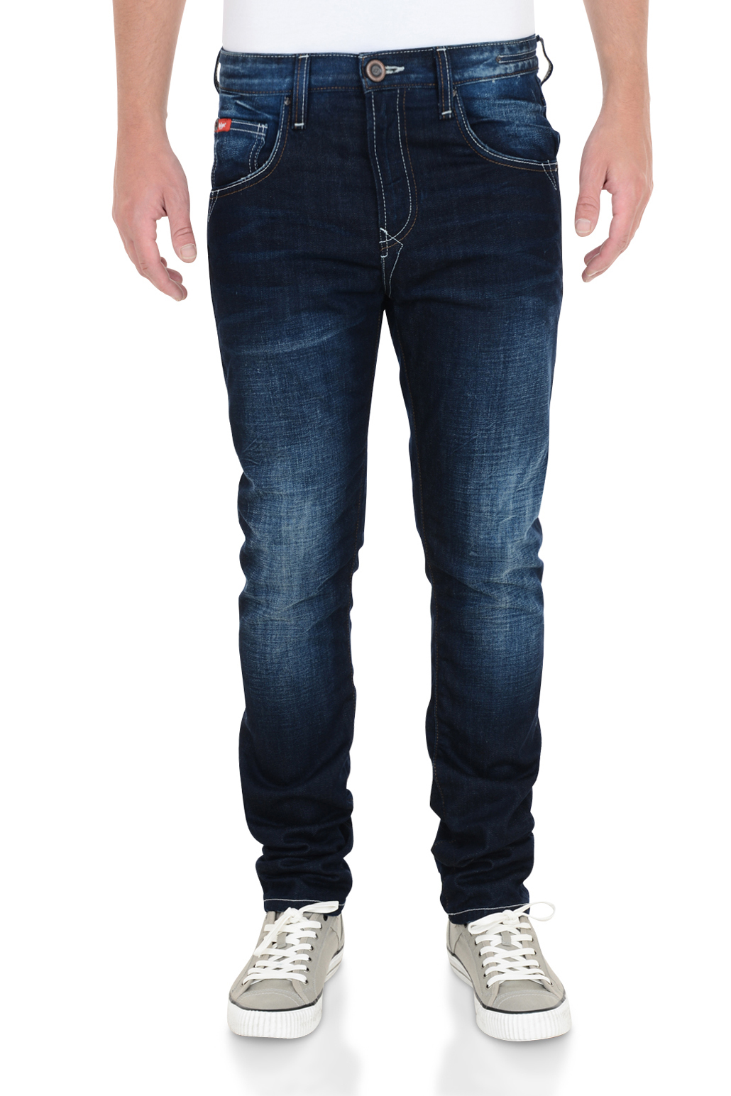 174b84ec Click on the Image to Enlarge. More Details. Lee Cooper Norris Slim Fit  men's Mid Wash jeans.