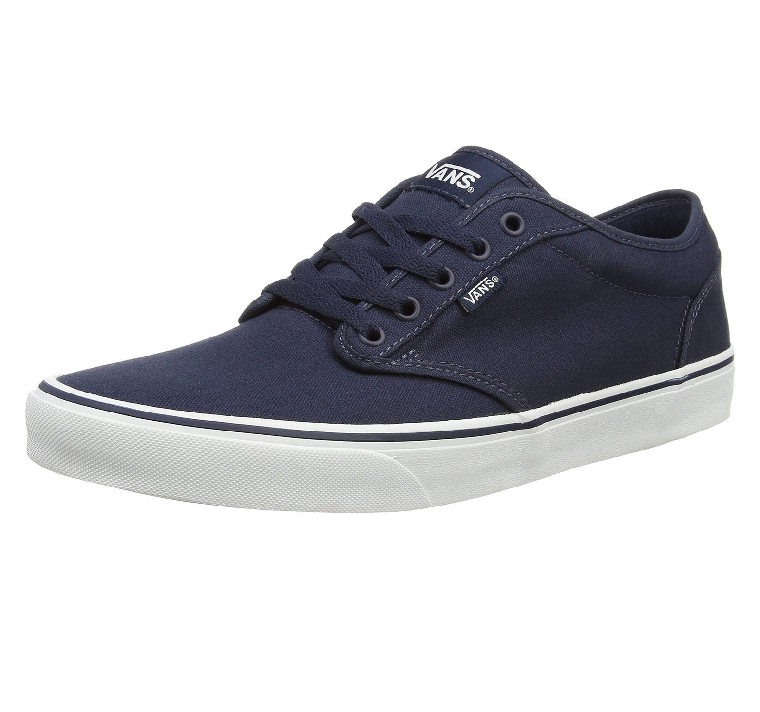 bf8222f3f1 Click on the Image to Enlarge. More Details. These stylish Vans Atwood Mens  Canvas Trainers ...