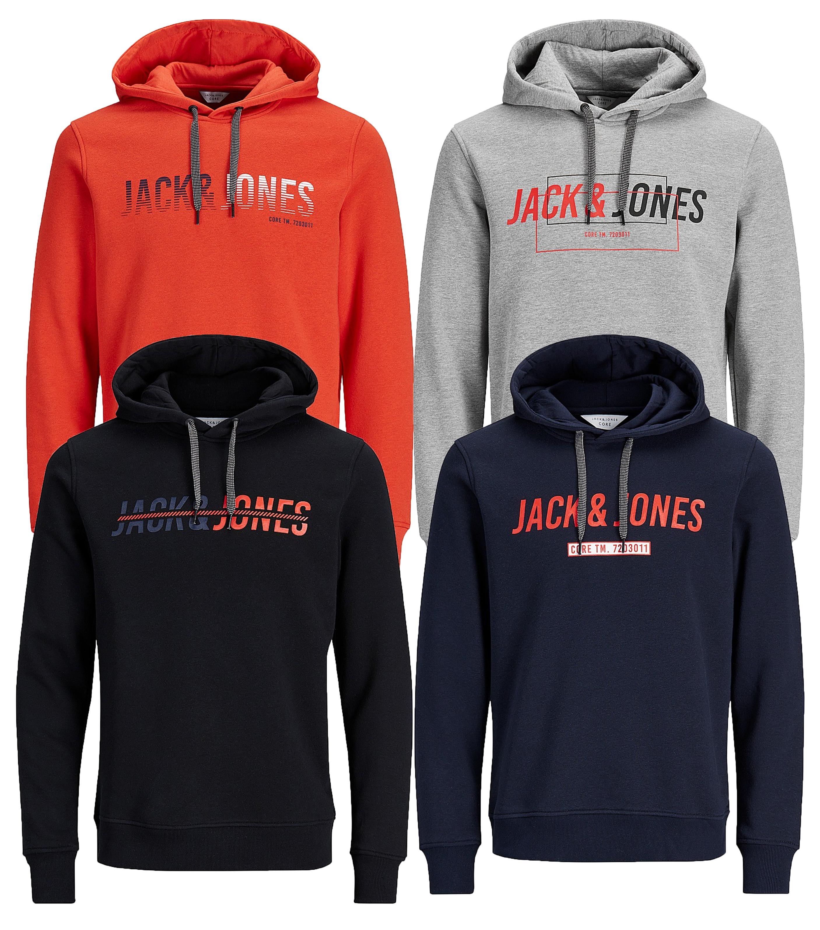 Mens Mens Mens Core Jack Sporty Sporty Sporty Sporty Jones Overhead Print  Hooded Hoodie amp  Gym EqExtaWpn ed39a3b94d