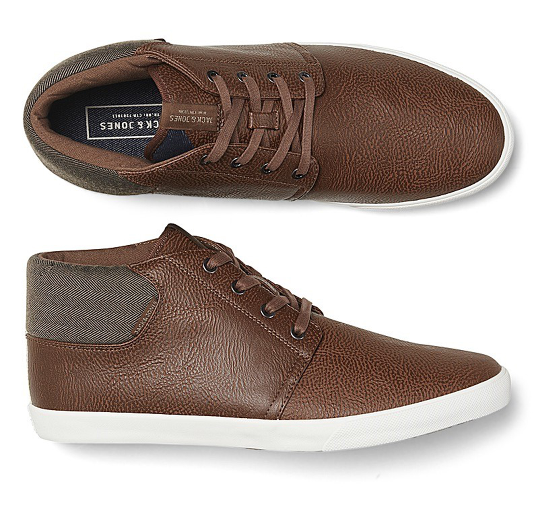 Levi Denim Shoe Mid Top Men