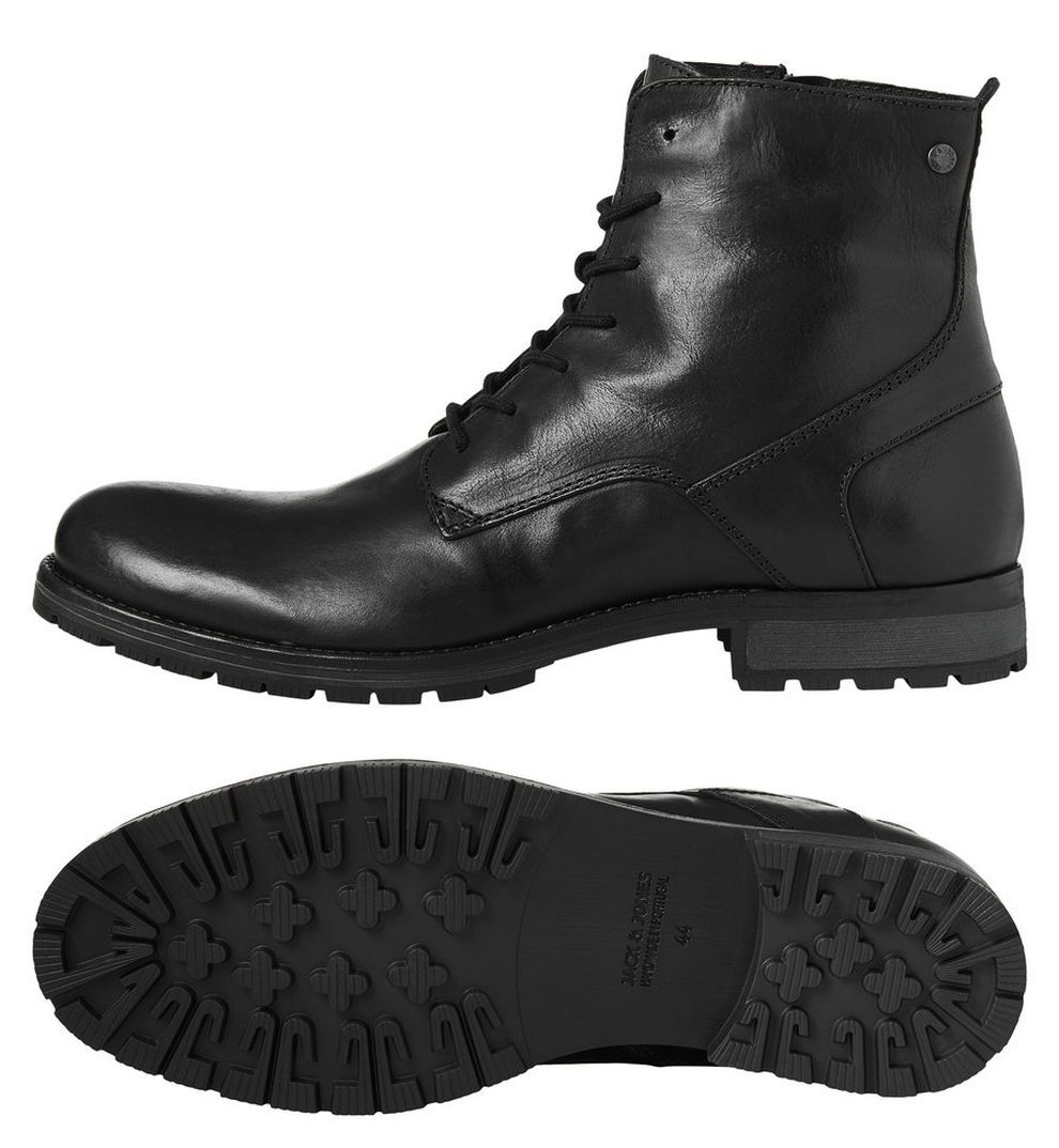 fd5449cf20cc Click on the Image to Enlarge. More Details. The JACK   JONES real leather  orca boot ...