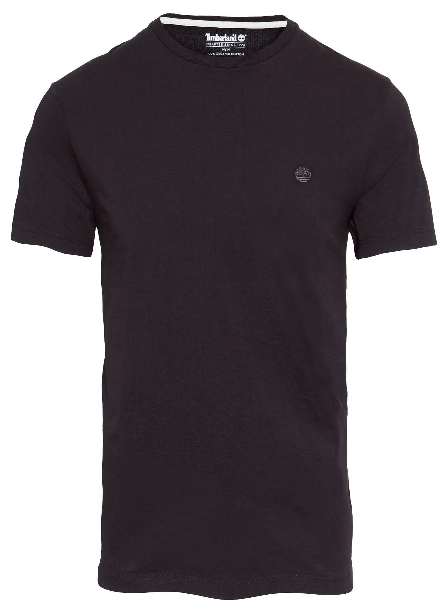Timberland Retro Brand Tree Logo T-shirt New Mens Crew Neck Print Cotton Tee Top