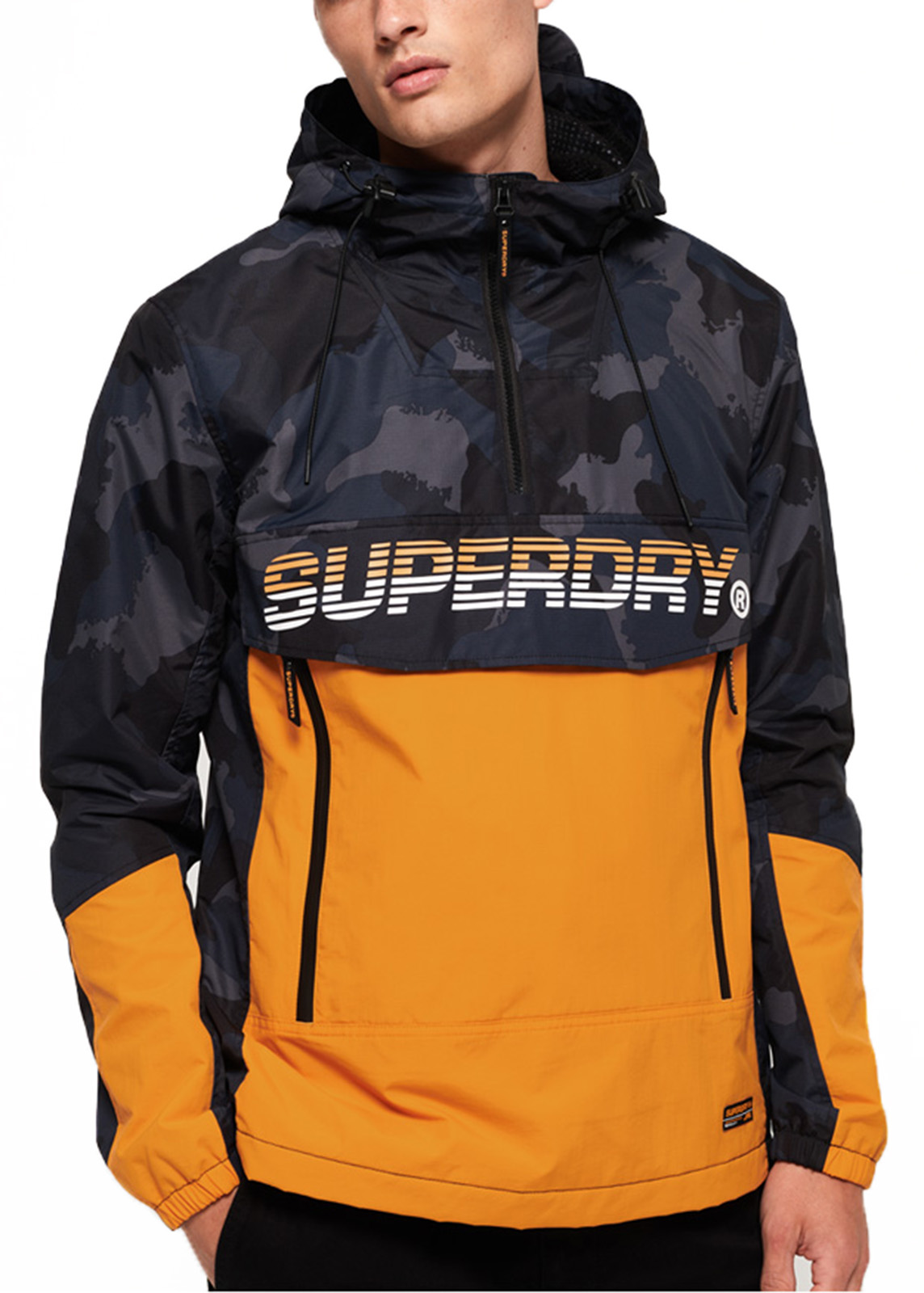 coupe vent superdry black friday