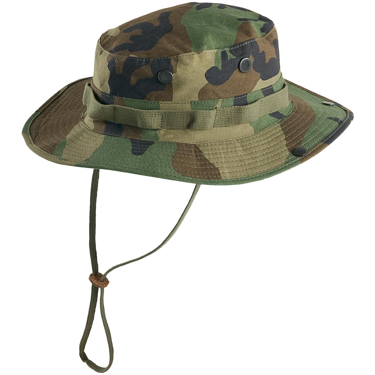 Ejército Helikon Tex Acu Boonie Sombrero Ucp Camuflaje Gorra Ripstop Ee.uu