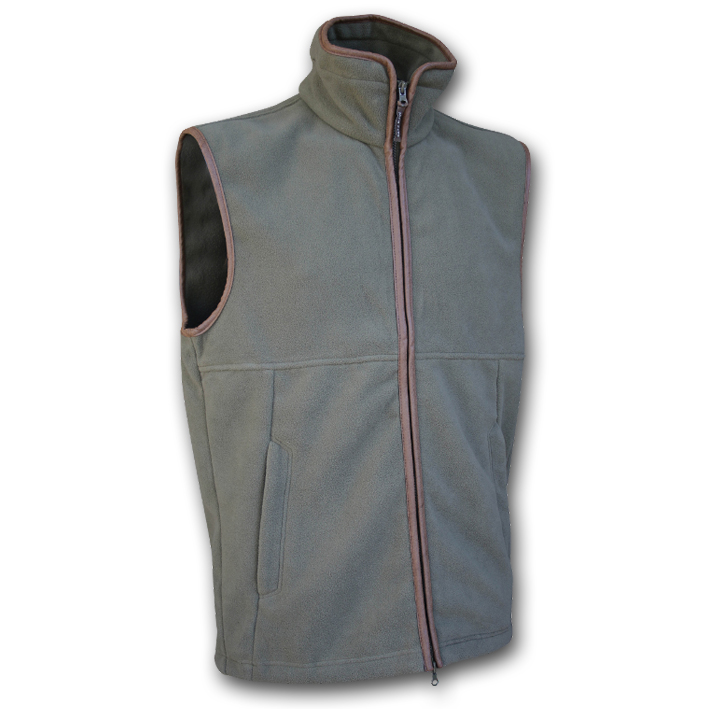 JACK PYKE ASHCOMBE GILET Brown Body Warmer Tir Chasse Vêtements OUTDOORS
