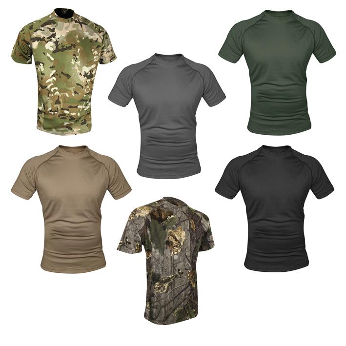 Viper Maille-Tech Armour T-shirt noir homme RECON Tactique Militaire Armée