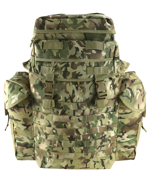 N.I PATROL PACK 38 LITRE MOLLE S2000 MULTICAM MTP BTP ARMY MARINES SAS PARA