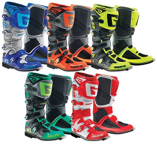 New Motocross Gaerne Sg12 Boots Free Eu Delivery Ebay