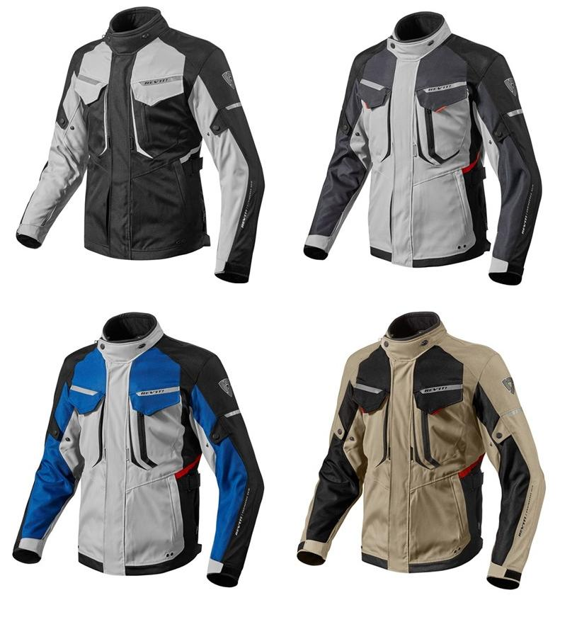 d6af174c189b Rev it REVIT Safari 2 Motorcycle Jacket Free Express EU Delivery