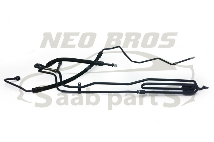 power steering delivery pipe kit for saab 9