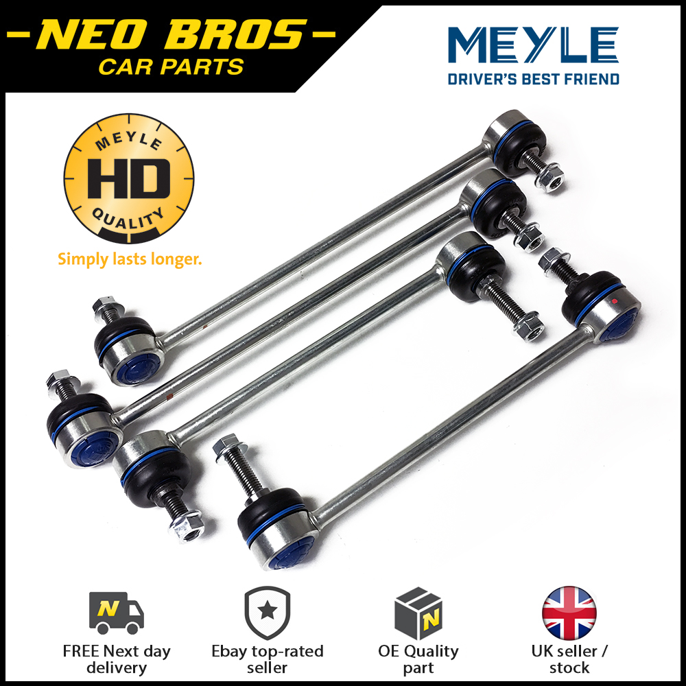 2-Pieces Meyle Heavy Duty Front Sway Bar Links For Mini Cooper 316 060 0022HD