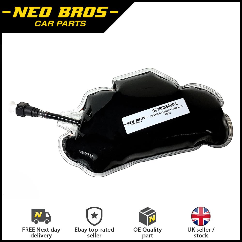 Dpf Additive Fluid 1l Pouch For Citroen C3 C4 Peugeot 207 208 301 2008 Ebay
