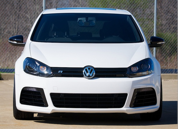 Painted Vw Golf 6 Mk6 R Line R 20 Style Body Kit Front