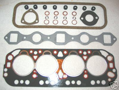 Agriculture/Farming Cylinder Head Gasket Set for BMC 1.5 Diesel Marine Engine Thornycroft Narrowboat Modern Tractor Parts & Accs