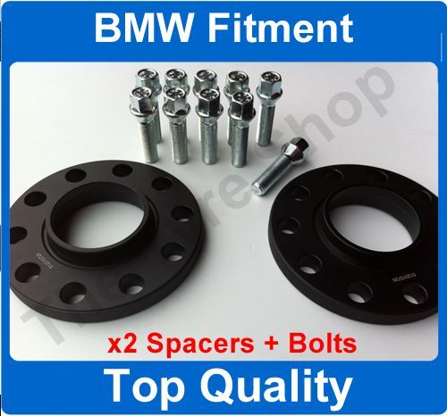 Bmw Z4 Diesel For Sale: X2 15mm Black Hubcentric Wheel Spacers For BMW E36 E46 E90
