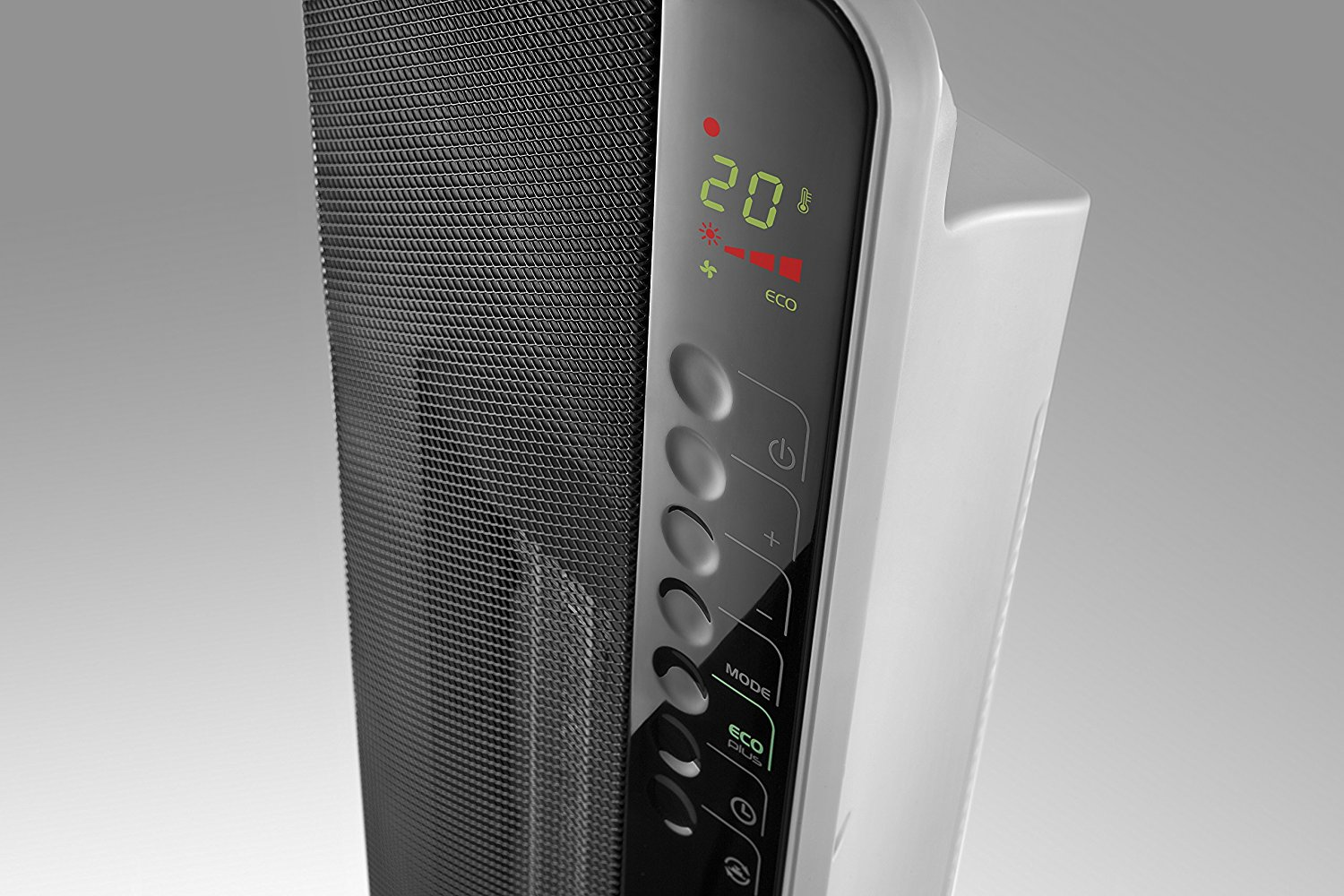 Delonghi Tch8093er Oscillating Ceramic Tower Heater With