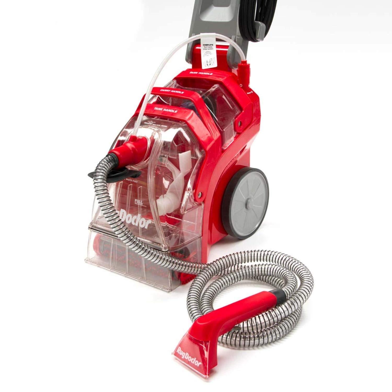 Rug Doctor Red Deep Carpet Cleaner: Rug Doctor Deep Carpet Cleaner With 2 X 1L Carpet