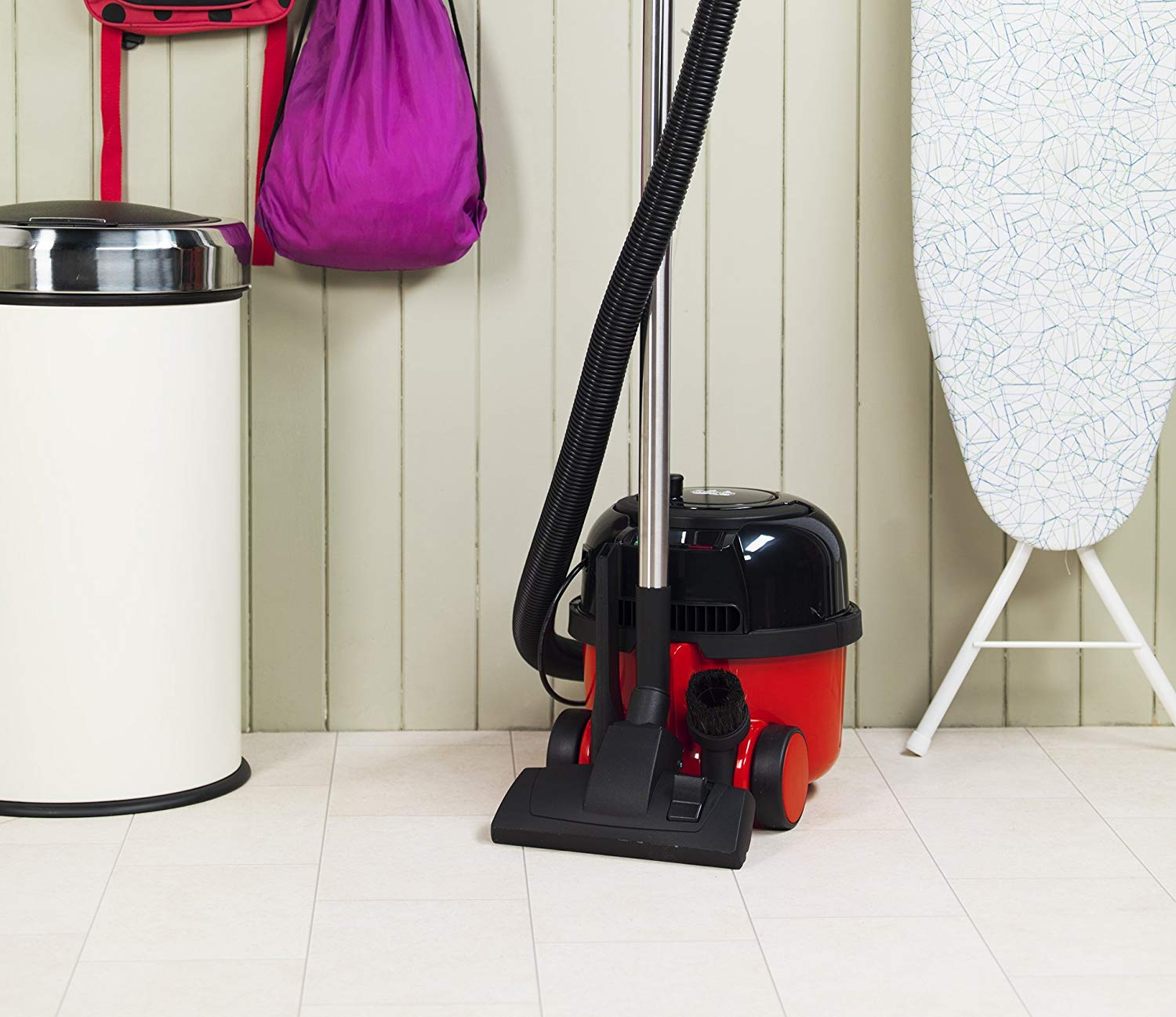 Henry Numatic Compact Vacuum Cleaner Hoover 620W 6 Litre HVR160-11 4 Colours UK