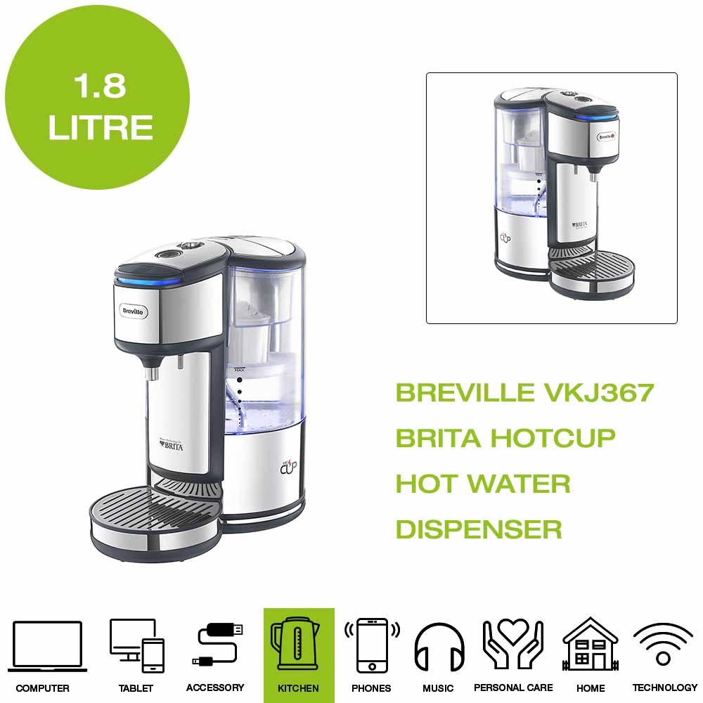 Breville VKT124 HotCup Hot Water